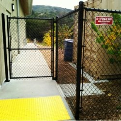 A-1 Fence Provide Variety of Options for Chain Link Fences